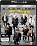 Now You See Me 4K UHD 04/16 Blu-ray (Rental)