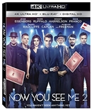 Now You See Me 2 4K Blu-ray (Rental)