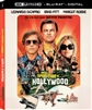 (Releases 2019/12/10) Once upon a Time in Hollywood 4K 10/19 Blu-ray (Rental)