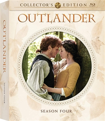 (Pre-order - ships 05/28/19) Outlander Season 4 Disc 3 Blu-ray (Rental)