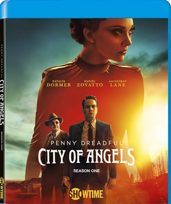 Penny Dreadful: City of Angels - Season One Disc 1 Blu-ray (Rental)