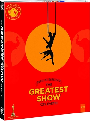 Greatest Show on Earth (Paramount Presents) Blu-ray (Rental)