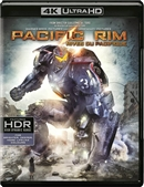Pacific Rim 4K UHD Blu-ray (Rental)