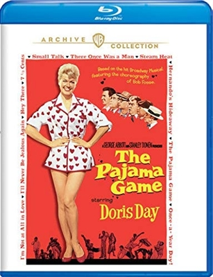 (Pre-order - ships 01/26/21) Pajama Game 01/21 Blu-ray (Rental)