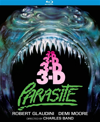 Parasite 3D 08/19 Blu-ray (Rental)