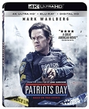 Patriots Day 4K UHD Blu-ray (Rental)