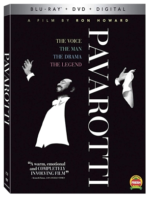 Pavarotti 09/19 Blu-ray (Rental)