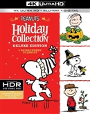 Peanuts Holiday Collection - Charlie Brown Thanksgiving 4K Blu-ray (Rental)