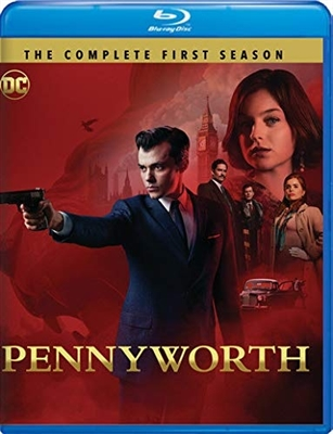 Pennyworth: Complete First Season Disc 3 Blu-ray (Rental)