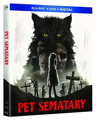 Pet Sematary 2019 06/19 Blu-ray (Rental)