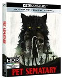 Pet Sematary 2019 4K UHD 06/19 Blu-ray (Rental)