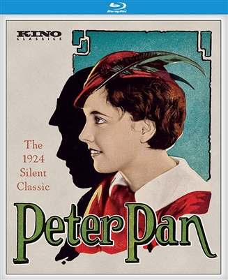 Peter Pan 1924 06/19 Blu-ray (Rental)