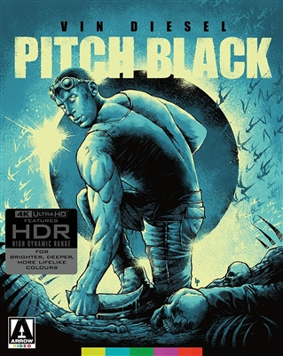 Pitch Black 4K UHD 06/20 Blu-ray (Rental)