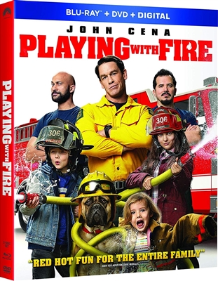 Playing With Fire 01/20 Blu-ray (Rental)
