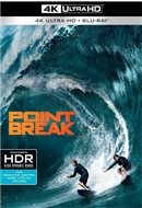 Point Break 4K UHD Blu-ray (Rental)