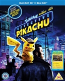 Pokemon Detective Pikachu 3D 07/19 Blu-ray (Rental)