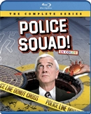 (Releases 2020/04/14) Police Squad: The Complete Series 03/20 Blu-ray (Rental)