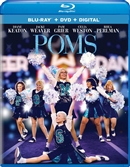 (Releases 2019/08/06) Poms 07/19 Blu-ray (Rental)