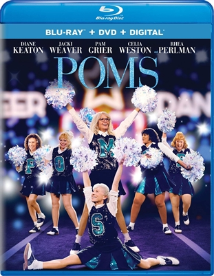 Poms 07/19 Blu-ray (Rental)