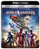 Power Rangers 4K UHD Blu-ray (Rental)