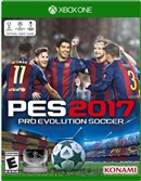 Pro Evolution Soccer 2017 - Xbox One Standard Blu-ray (Rental)