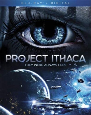 Project Ithaca 07/19 Blu-ray (Rental)