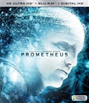 Prometheus 4K UHD Blu-ray (Rental)