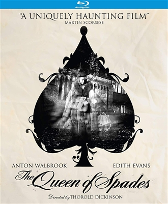 Queen of Spades 08/19 Blu-ray (Rental)