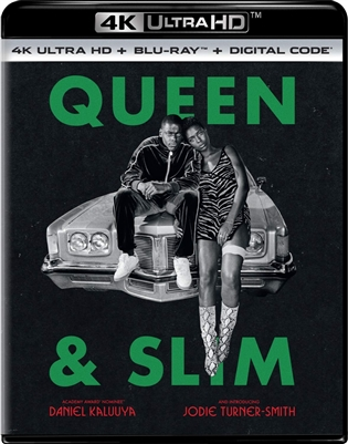 (Releases 2020/03/03) Queen & Slim 4K 01/20 Blu-ray (Rental)