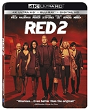 RED 2 4K UHD Blu-ray (Rental)