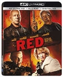 RED 4K UHD Blu-ray (Rental)