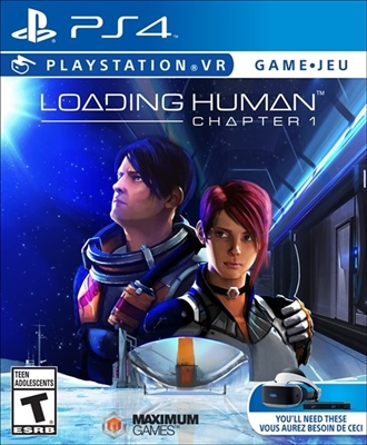 Loading Human PS4 09/16 Blu-ray (Rental)