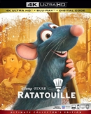 Ratatouille 4K UHD 07/19 Blu-ray (Rental)