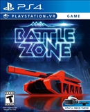 Battlezone VR PS4 Blu-ray (Rental)