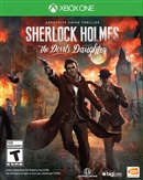 Sherlock Holmes: The Devil's Daughter Xbox One 09/16 Blu-ray (Rental)