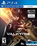 EVE: Valkyrie VR PS4 09/16 Blu-ray (Rental)