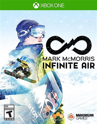 Infinite Air Xbox One 09/16 Blu-ray (Rental)