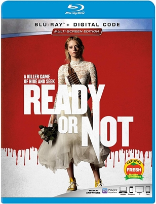 Ready or Not 11/19 Blu-ray (Rental)