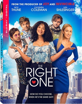 Right One 01/21 Blu-ray (Rental)