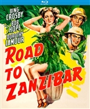 (Releases 2019/03/26) Road to Zanzibar 01/19 Blu-ray (Rental)