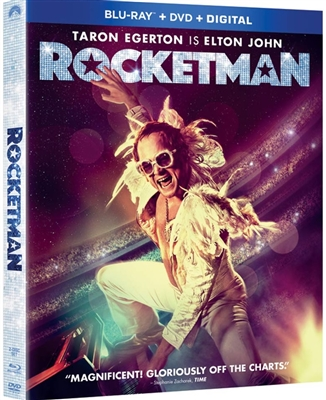 (Releases 2019/08/27) Rocketman 08/19 Blu-ray (Rental)