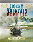 IMAX: Rocky Mountain Express 4K UHD Blu-ray (Rental)