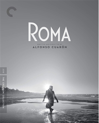 Roma (Criterion Collection) Blu-ray (Rental)