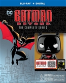 Special Features - Batman Beyond Complete Series Blu-ray (Rental)