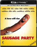 Sausage Party 4K UHD Blu-ray (Rental)