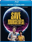 (Releases 2020/10/06) Save Yourselves! 09/20 Blu-ray (Rental)