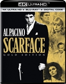 (Releases 2019/10/15) Scarface 4K UHD 08/19 Blu-ray (Rental)