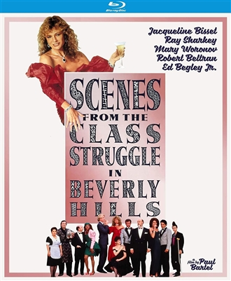 Scenes from the Class Struggle in Beverly Hills 04/20 Blu-ray (Rental)