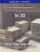 Secret Life of Cars 3D Blu-ray (Rental)