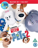 Secret Life of Pets 2 3D Blu-ray (Rental)